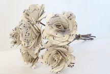 Décoration fleurale / Une déco en papier fleurie et durable pour votre intérieur !
