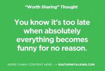 Funny Stuff / by Martha Shull-Brogdon