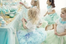 Girly birthday party ideas