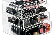 Maquillage rangement
