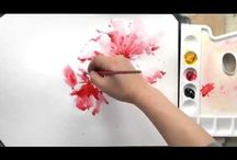 Tecknad / Teckna & måla