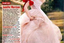 *Jennifer Morrison*