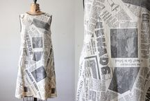Recycling dresses