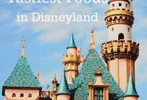 Our Disneyland trips!