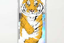 SOCIETY6/Goneken / My pictures on Gadget!