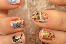 Jamicures and nails / by Sarah Hill Pickel