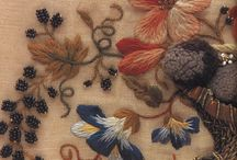 Embroidery-Crewel