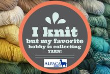 Knitting/Crochet/Yarn Humour