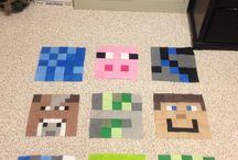 Hækling - Minecraft