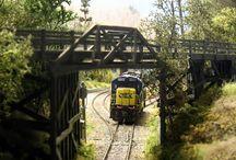Railway models