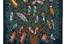Textile Art / Batik,Applique,Quilting,Tapestry