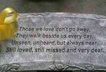 In loving memory / by Acacia Mayberry