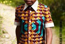 Afrikaner Junge