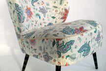 For home / Fotele w kwiaty