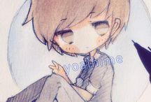 Yoaihime (inspiration)