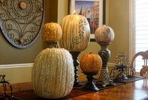 Thanksgiving / Fall DIY & Home Decor / by Lindsey McCarrell