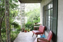 Porch Inspiration / by Stephanie Olmstead