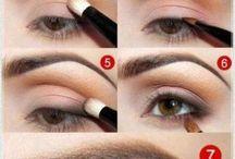 Makeup  / Makeup tutorials..!