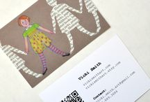 Business Cards / by Lisa Warnock