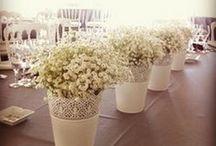 Композиции на стол. Цветы