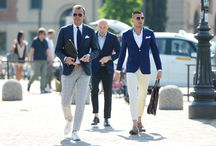 On the streets / Pitti uomo