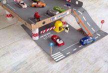 diy car track