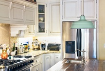 Dream Kitchen / by Mary Oldenkamp