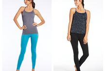Pure barre duds / by Jessica Lacefield