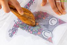 Drucken auf Textilien
