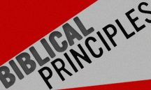 """Bible Principles / We have called this board """"Bible Principles"""" because the topics you will find here are those that deal with the important concepts and ideas that the Bible speaks about. So if you're looking for articles about things like moral issues, concepts such as """"love thy neighbour"""" or biblical grace, questions about God and His dealings with us, what He is like, His character and values . . . that sort of thing . . . this page is your starting point."""