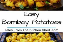 Easy Bombay potatoes