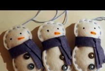 Christmas Crafts / by Sara Williford