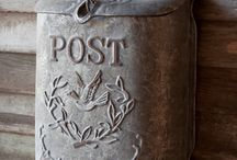 The Mail Box / Unique mail boxes & stamps from all over the world