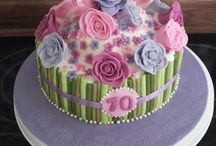 Annes Birthday Cake