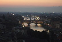 My homes away from home / ROMA AMOR-... And Firenze.. Two cities I got to call home..