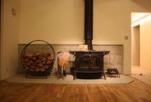 好き  暖炉