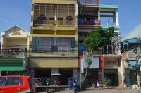 Teuk Thla 2 Flat for rent in Sen Sok Phnom Penh with 8 x 26m