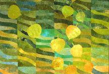 Quilt, patchwork, aplikacje