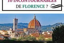 Lieux à visiter Florence