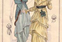 1900年〜1919年 ファッション