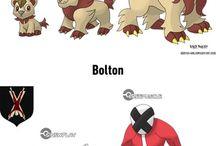 Pokemon ideat