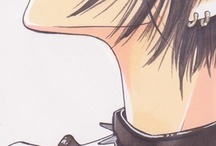 Manganime / Manga y anime que me gusta, simplemente. El arte en una viñeta.