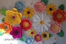 цветы из ббб