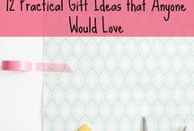 GIFTS FOR EVERYONE / great gift ideas and gift guides to give the perfect gift for everyone on your list.  Holiday Gifts   Family Gifts   Gifts   Kids   Teens