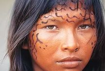 Beautiful People around the world!  / I love the diversity!