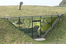 architecture: underground houses