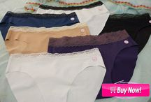 Panties / Panties - Briefs and Thongs to match any CRISSCROSS Bra or any Bra in your drawer! Fashionable and comfortable made with ultra-light euro-fabrics and lace.