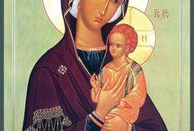 Υπεραγία Θεοτόκος / Virgin Mary