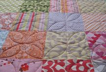 Quilting / Inspiration & examples of machine and hand quilting.