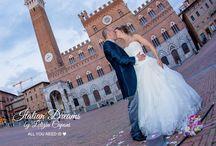 Wedding / Immagini di alcuni dei matrimoni organizzati da Italian Dreams